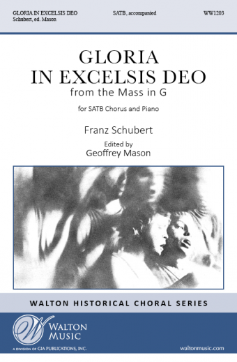 Gloria In Excelsis Deo - SATB