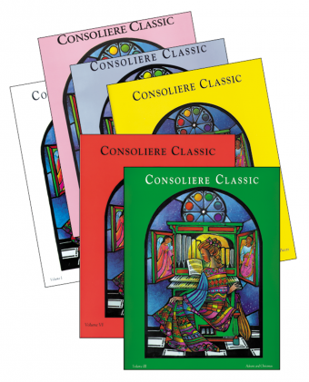 Consoliere Classic Series: Complete Set of Six Books