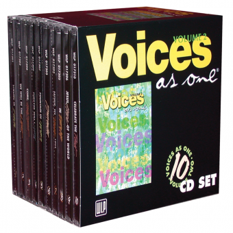 Voices As One Volume 2 - 10 CD Set