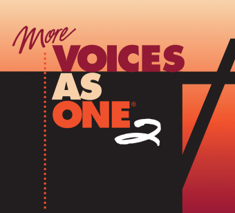 More Voices As One 2 CD