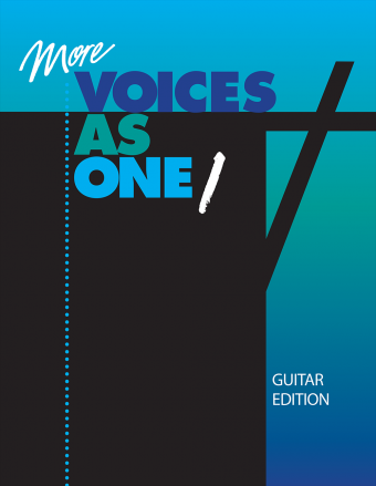 More Voices As One 1-Guitar Edition