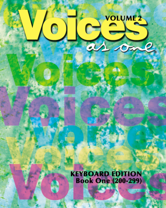 Voices As One Volume 2 - Keyboard Edition