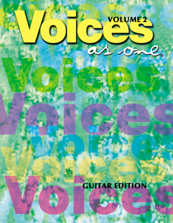 Voices As One Volume 2 - Guitar Edition