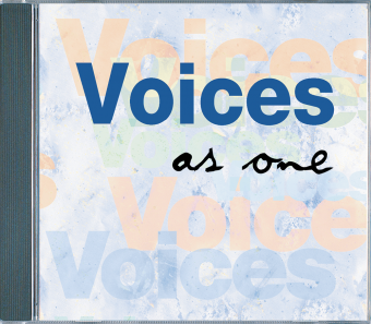 Voices As One - CD