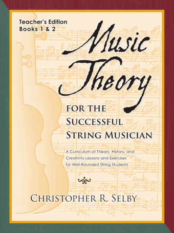 Music Theory for the Successful String Musician - Teacher's Edition
