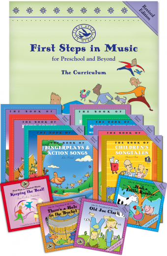 First Steps in Music: Preschool and Beyond - Basic+ Package