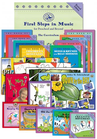 First Steps in Music: Preschool and Beyond - Enhanced Package