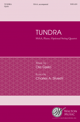 Tundra (Vocal Score)
