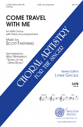 Come Travel with Me - SATB