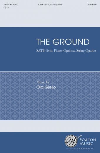 The Ground (Vocal Score)