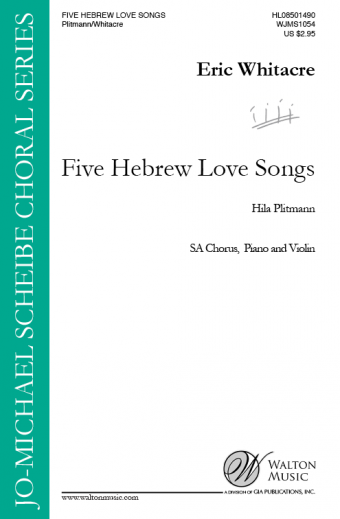 Five Hebrew Love Songs (SA)