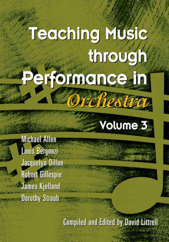 Teaching Music through Performance in Orchestra - Volume 3