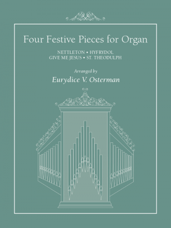Four Festive Pieces for Organ