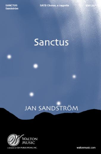 Sanctus (SATB)