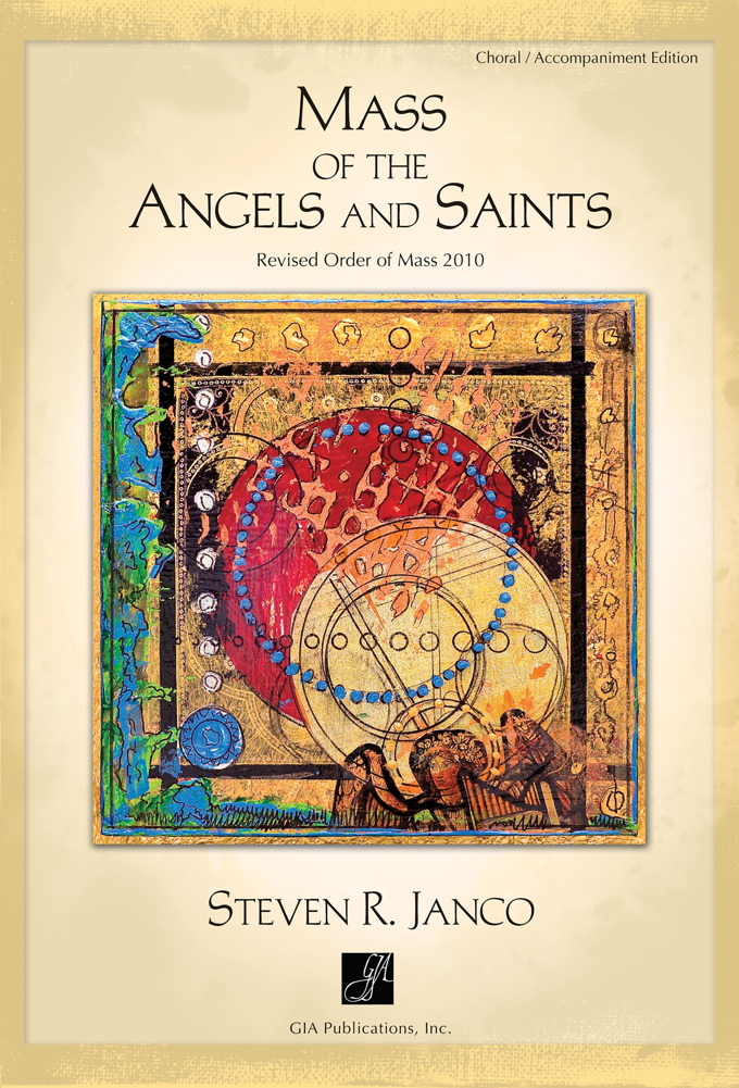 Mass of the Angels and Saints - Choral / Accompaniment edition