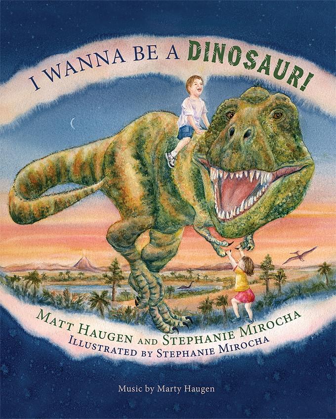 I Wanna Be a Dinosaur