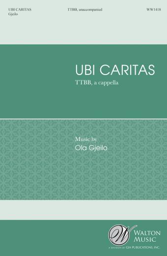 Ubi Caritas (TTBB)