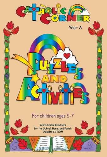 Catholic Corner Puzzles & Activities - Year A