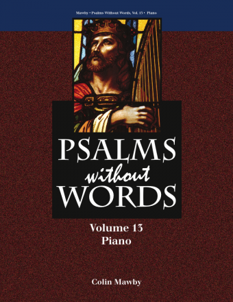 Psalms without Words - Volume 13 - Piano