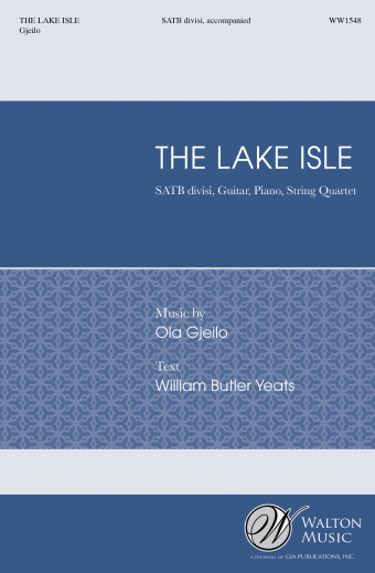 The Lake Isle (Vocal Score)