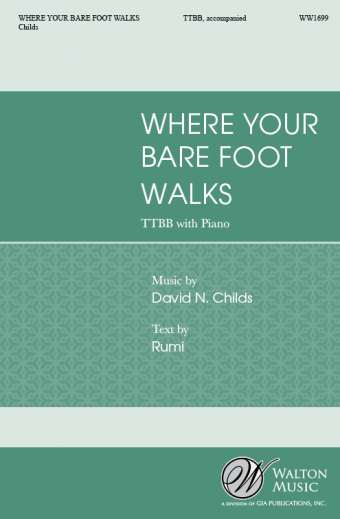Where Your Bare Foot Walks (TTBB)