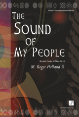 The Sound of My People - Choral / Accompaniment edition