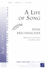 A Life of Song - SSA edition