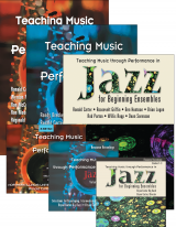 Teaching Music through Performance in Jazz Bundle