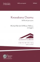 Kwaxabana Oxamu (SATB)