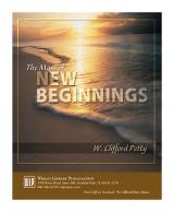 Mass of New Beginnings - Full Score