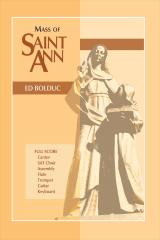 Mass of Saint Ann - Full Score