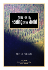 Mass for the Healing of the World - Full Score