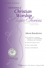 Advent Benediction