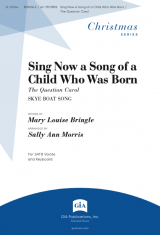 Sing Now a Song of a Child Who Was Born
