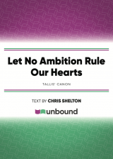 Let No Ambition Rule Our Hearts