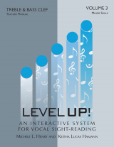 Level Up - Vol. 3: Teacher Manual