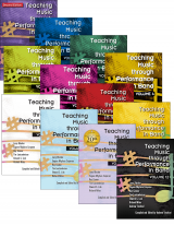 Teaching Music through Performance in Band - Volumes 1–12: Books Only Bundle
