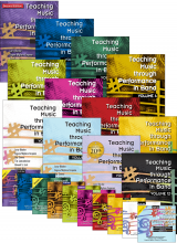 Teaching Music through Performance in Band - Volumes 1–12: Books and CDs Bundle