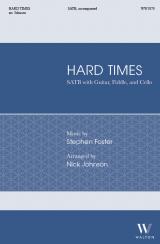 Hard Times (SATB)