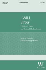 I Will Sing (TTBB)