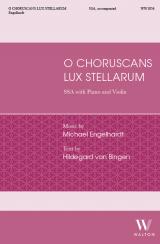 O Choruscans Lux Stellarum
