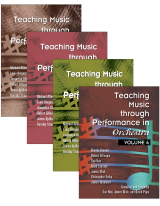 Teaching Music through Performance in Orchestra - Volumes 1–4: Books Only Bundle