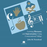 Learning Harmony and Improvisation Using Conversational Solfege