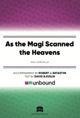 As the Magi Scanned the Heavens