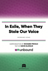 In Exile When They Stole Our Voice