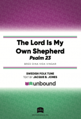 The Lord is My Own Shepherd