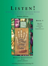 Listen!, Book 1 - Student edition with CD