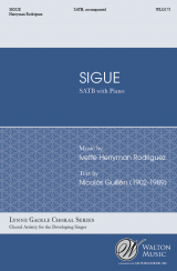 Sigue (SATB)