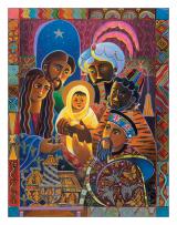 Light of the World Christmas Card (12/pk)