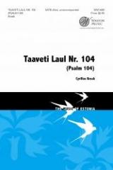 Taaveti laul Nr. 104